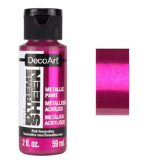 DecoArt Extreme Sheen Paint 2oz - Pink Tourmaline
