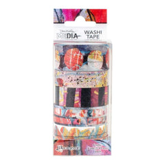 Dina Wakley Media Washi Tape #2-6 Rolls
