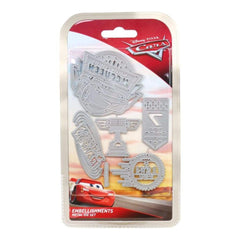 Disney Cars 3 Die Set Embellishments