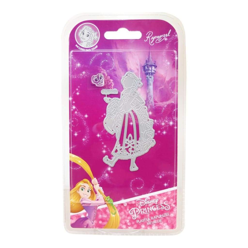 Disney Tangled Die Playful Rapunzel