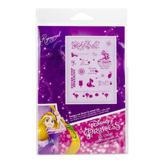 Disney Tangles A6 Stamp Set Rapunzel