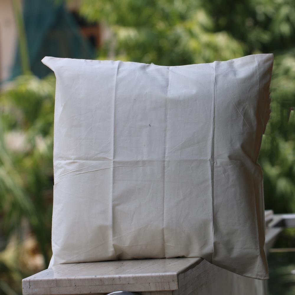 Dress My Craft - Cushion Cover 44X45cm - Ivory