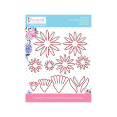 Dress My Crafts - Dies - Daisy Flower .98 To 3.15in