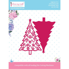 Dress My Craft Dies - Christmas - Christmas Tree