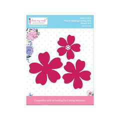 Dress My Craft - Dies - Flower No.3 (2.16 To 3in)