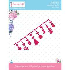 Dress My Craft Dies - Christmas - Christmas Strings