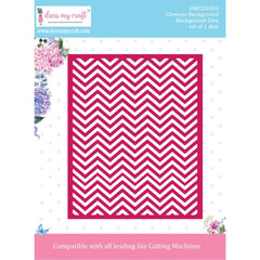 Dress My Craft Dies - Background, Chevron