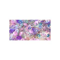 Dress My Crafts Sequins 25gms - Fairy Mix