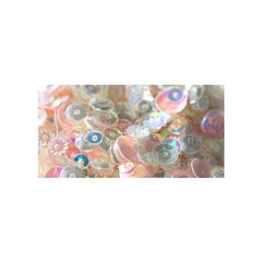 Dress My Crafts Sequins 25gms - Pink Story