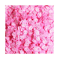 Dress My Crafts Shaker Elements 8gm - Pink Piggy