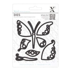 Docrafts - Xcut Decorative Dies  - Butterflies