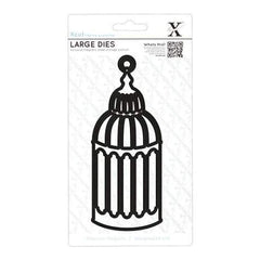 Docrafts - Xcut Decorative Dies Large -  Birdcage #1