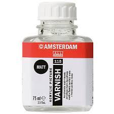 Talens - Amsterdam Acrylic Varnish Matt 75ml