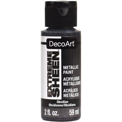 DecoArt Extreme Sheen Paint 2oz - Obsidian