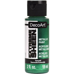 DecoArt Extreme Sheen Paint 2oz - Emerald