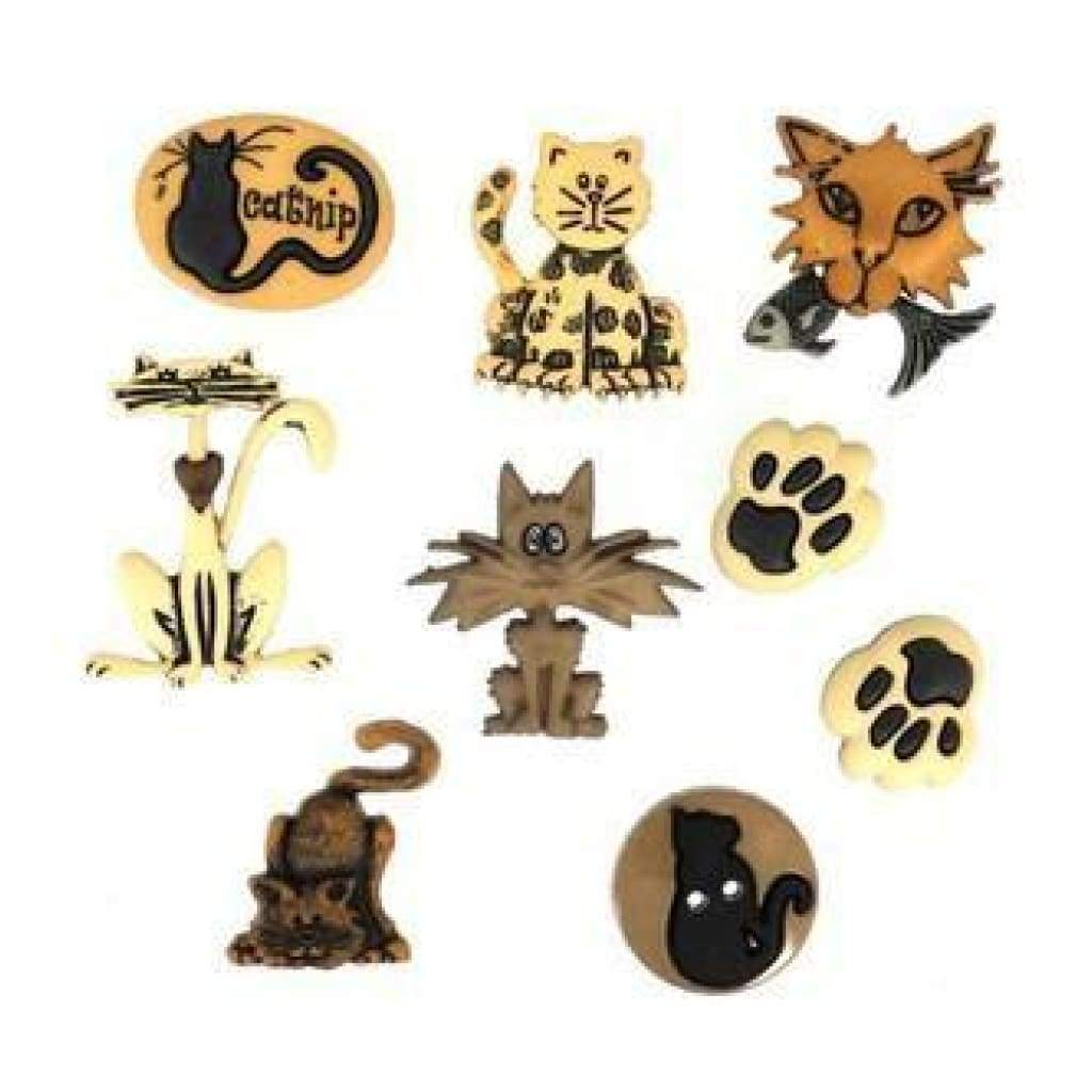 Dress It Up Embellishments - Alley Cat