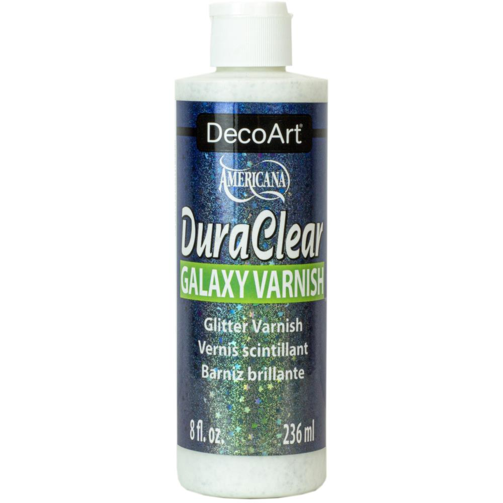DuraClear Galaxy Varnish 8oz Glitter