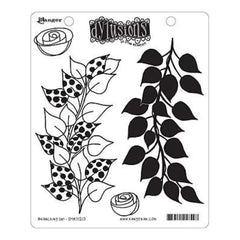 Dyan Reaveley's Dylusions Cling Stamp Collections 8.5X7 Branching Out