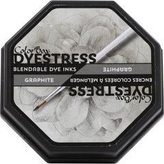 Colorbox Dye-Stress Inkpad Graphite