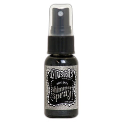 Dylusions Shimmer Sprays 1oz - Slate Grey