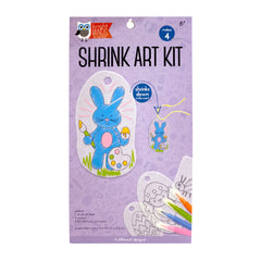 Nicole Shrink Art Kit - 4 different designs