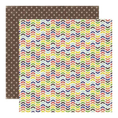 Echo Park - Paper & Glue - Recess 12X12 Inch Double-Sided Paper (Pack Of 10)