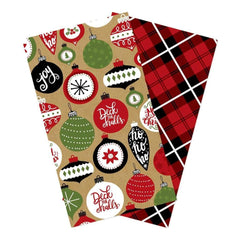 Echo Park Travelers Notebook Insert 4.5 inch X8.25 inch Celebrate Christmas Blank