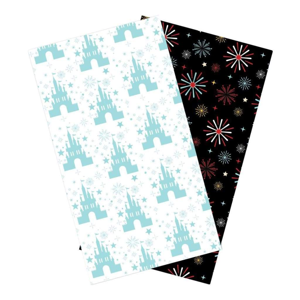Echo Park Travelers Notebook Insert 4.5 inch X8.25 inch Wish Upon A Star Lined