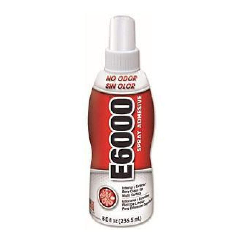 Eclectic - E6000 Spray Adhesive 8 Ounces - Clear
