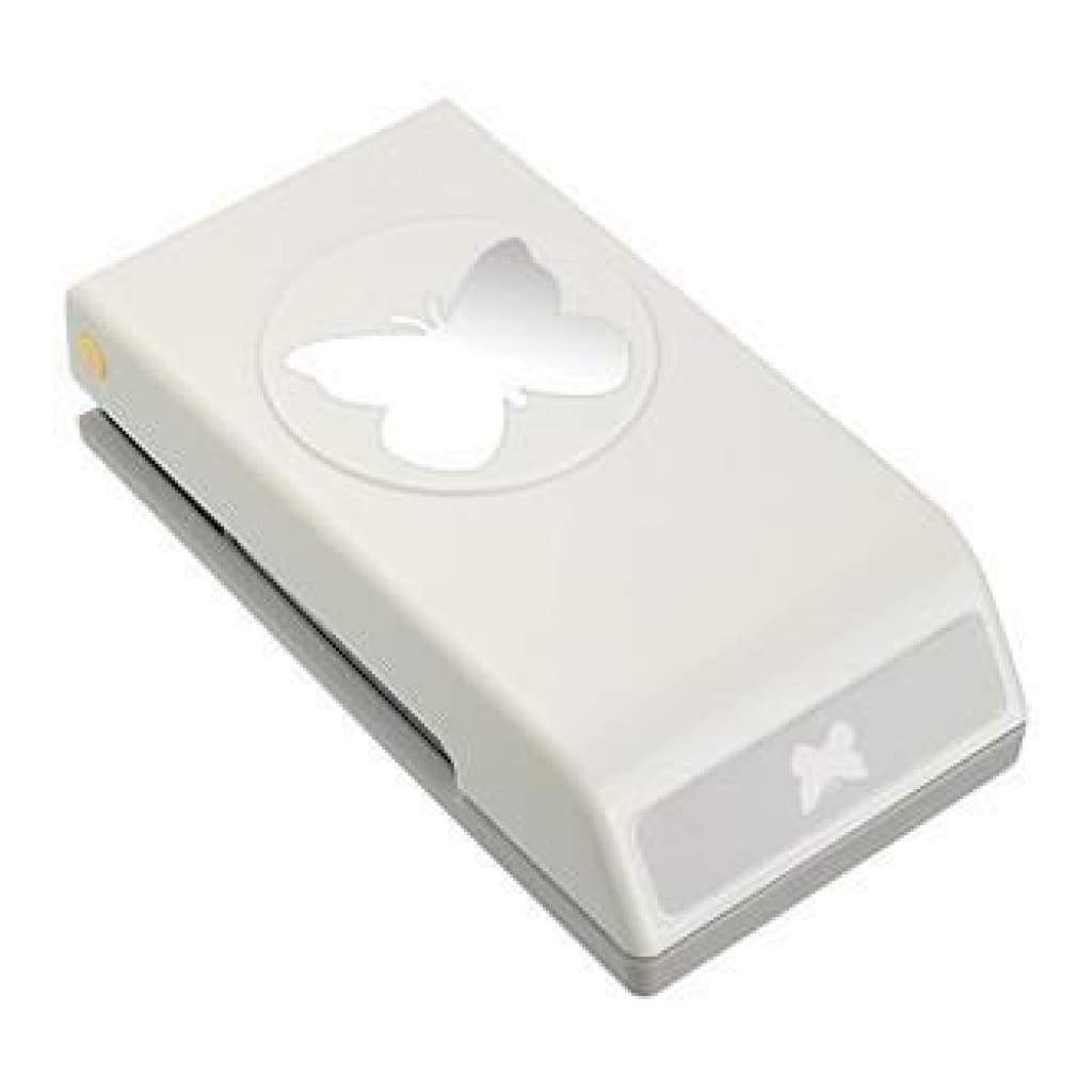 Ek Success - Nesting Paper Punch - Butterfly