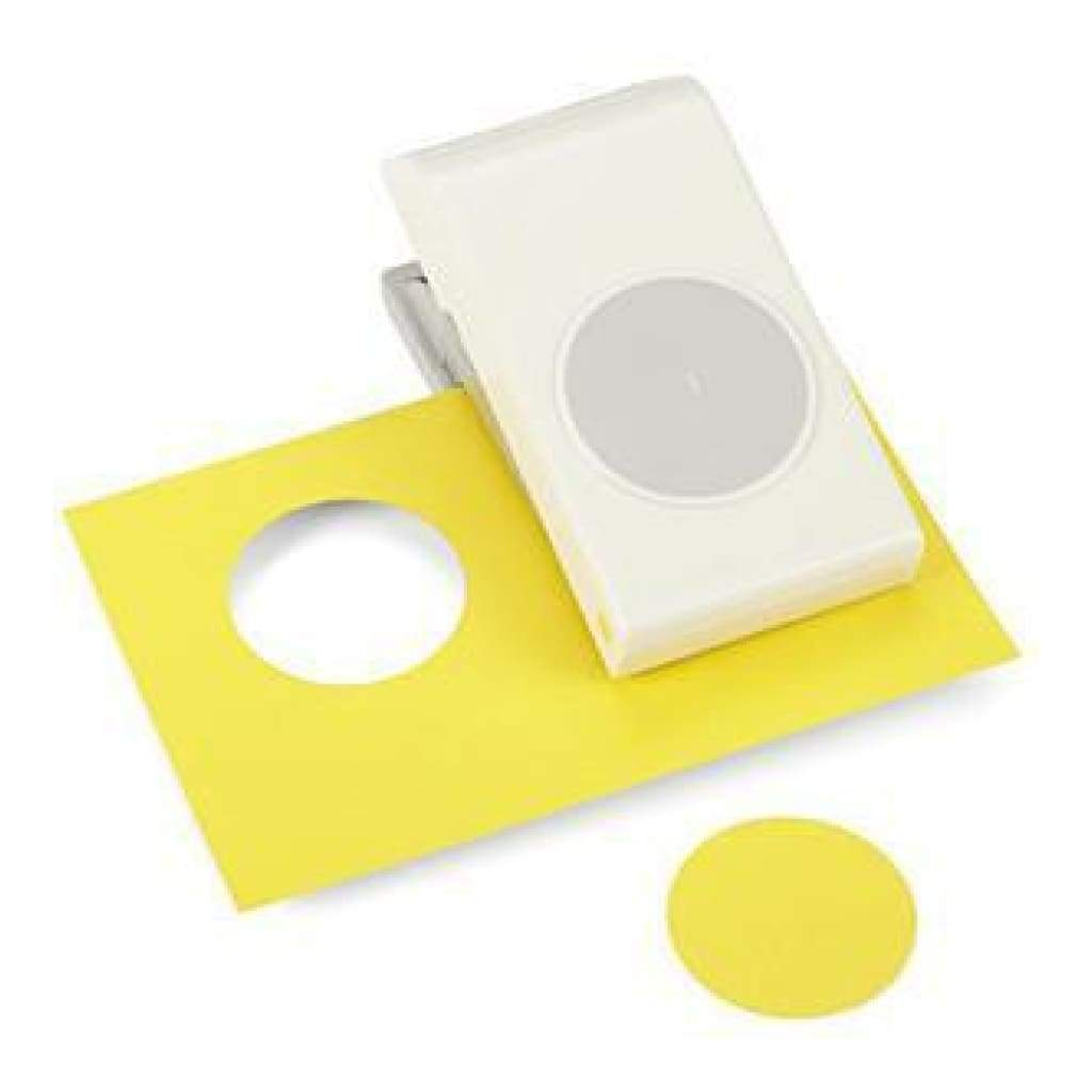 Ek Success - Nesting Paper Punch - Circle 1.75 Inches