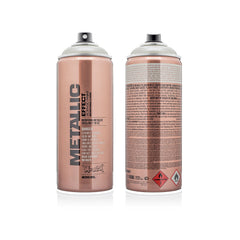Montana Cans - Metallic Titanium 400ml