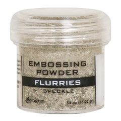 Ranger Embossing Powder - Flurries .54oz (15.22g)