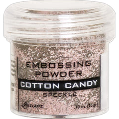 Ranger Embossing Powder - Cotton Candy .70oz (20g)