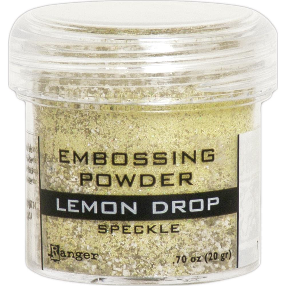Ranger Embossing Powder - Lemon Drop .70oz (20g)