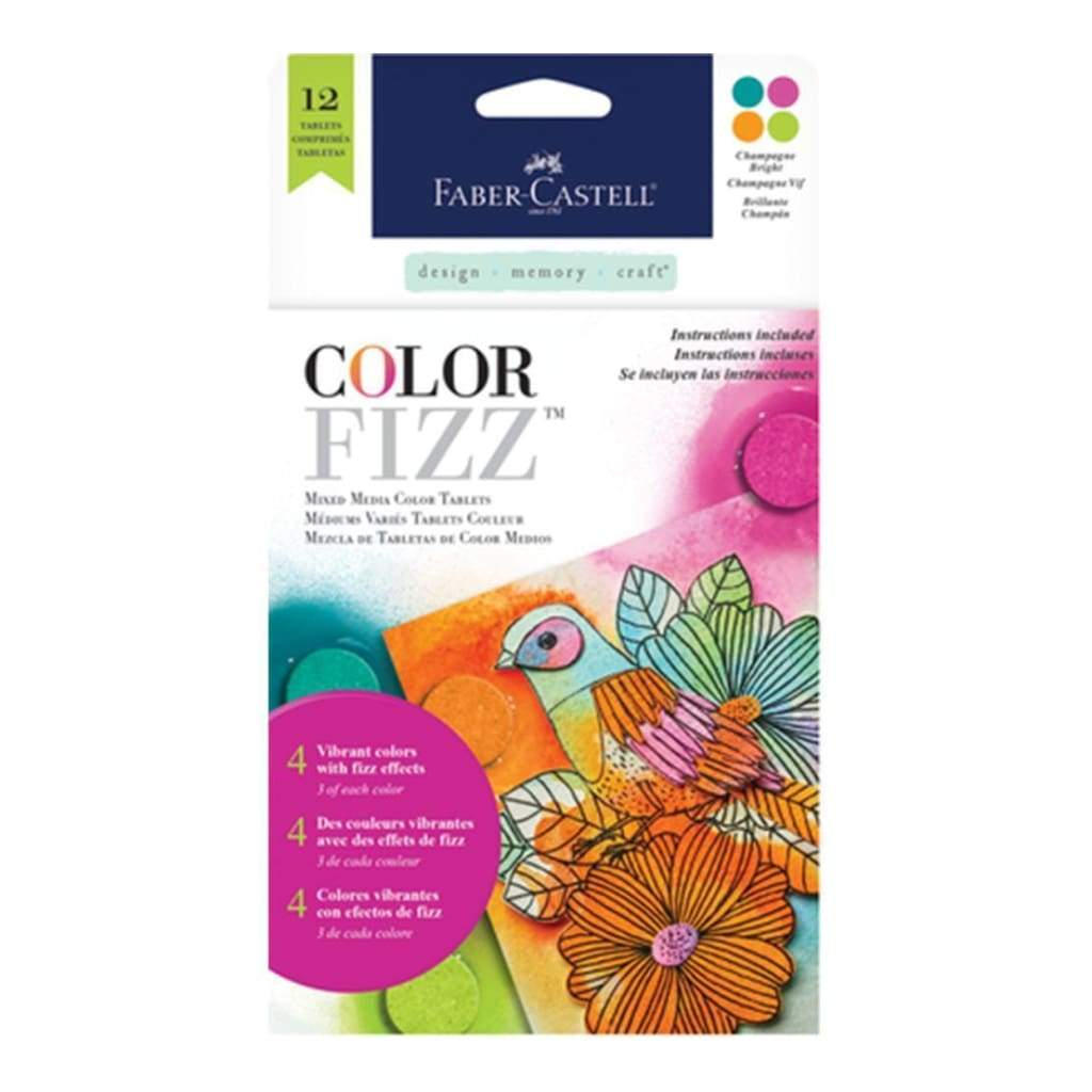 Faber Castell - Mixed Media Color Fizz Champagne Bright