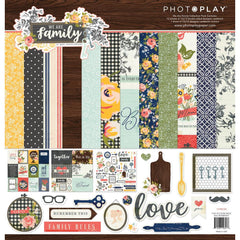 "Photoplay - We Are Family - Collection Pack 12""X12"""