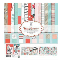 Fancy Pants Designs Collection Kit 12 Inch X12 Inch  Wish Season