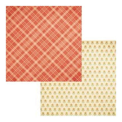 Fancy Pants - Happy Go Lucky - Peppy 12X12 Double-Sided Paper