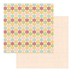 Fancy Pants - Time For Spring - Sweetner 12X12 Double-Sided Paper