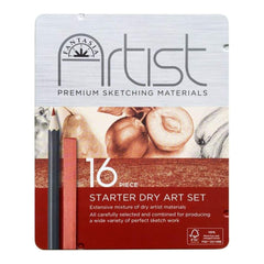 Fantasia Dry Art Starter Tin 16 pieces