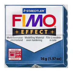 Fimo Soft Polymer Clay 2 Ounces - Brilliant Blue