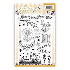 Find It Precious Marieke Early Spring Clear Stamps Early Spring