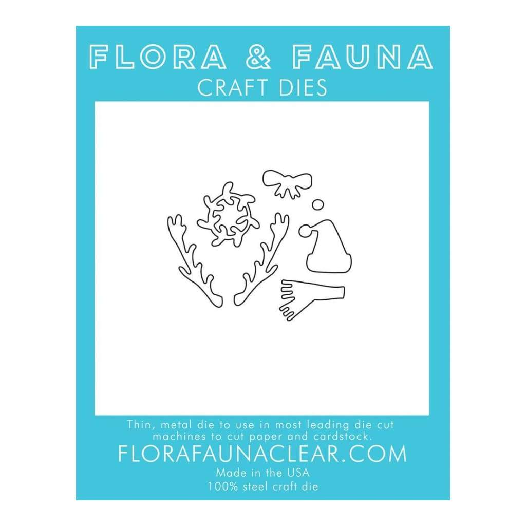 Flora & Fauna Dies Holiday Accessories