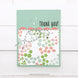 Concord & 9th Clear Stamps 6 inch X8 inch - Flower Patch Turnabout