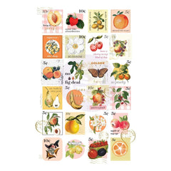 Prima - Fruit Paradise Collection - Postage Stamps Stickers