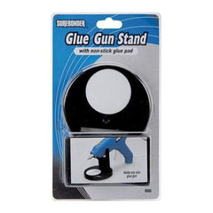 Fpc Glue Gun Stand W/Non-Stick Glue Pad Black