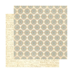 Graphic 45 - Botanical Tea Double-Sided Cardstock 12X12 - Herbal Infusion