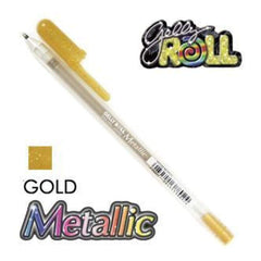 Gelly Roll Pens Metallic Gold