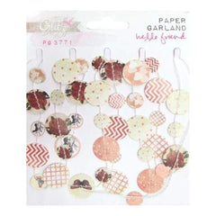 Glitz Design - Paper Garland - Hello Friend